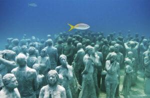 Museo Submarino Cancun