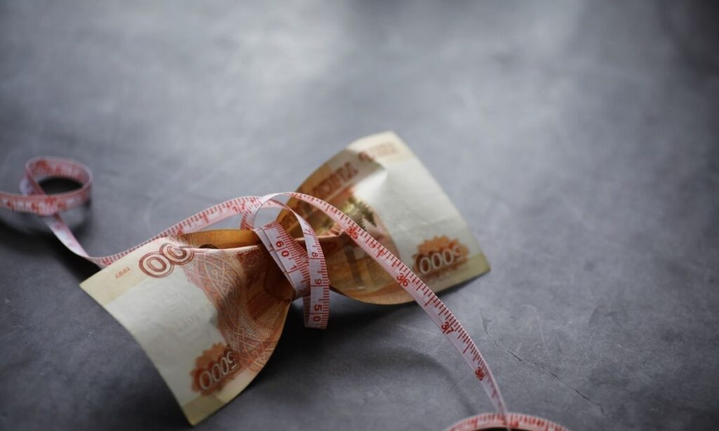 Estancamiento financiero