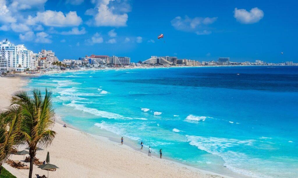 Cancun y el dinero fugado