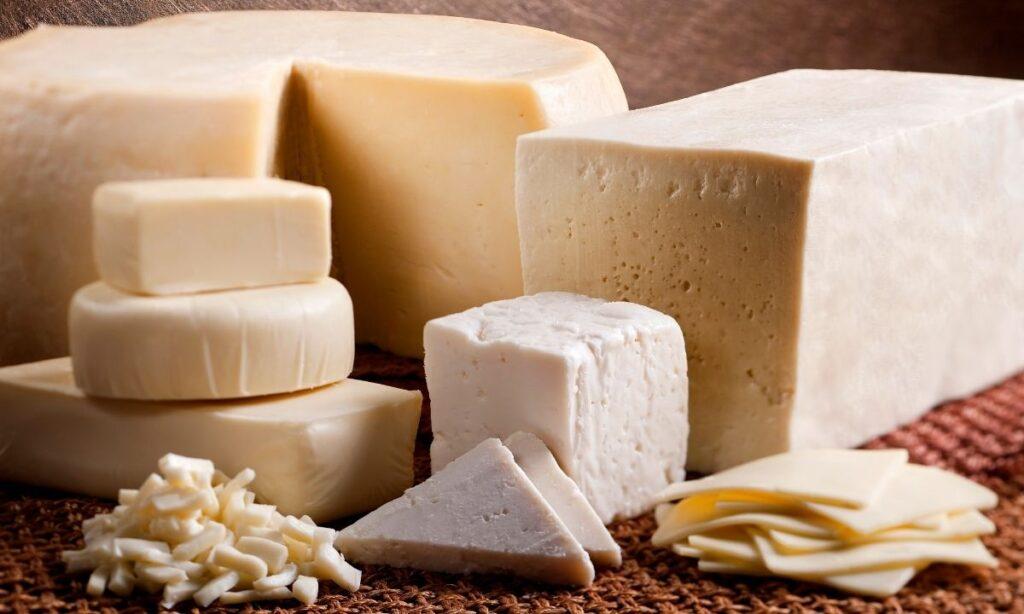 Incumplimientos en 19 marcas de queso