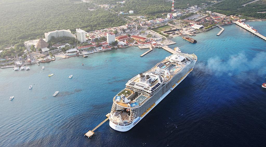 World Travel Awards como Mexico & Central America's Leading Cruise Port 2020