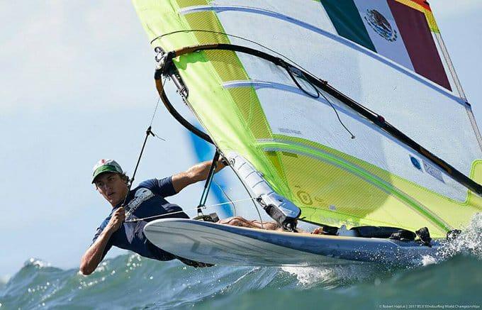 El velerista Ignacio Berenguer se prepara para los Juegos Olímpicos de Tokio
