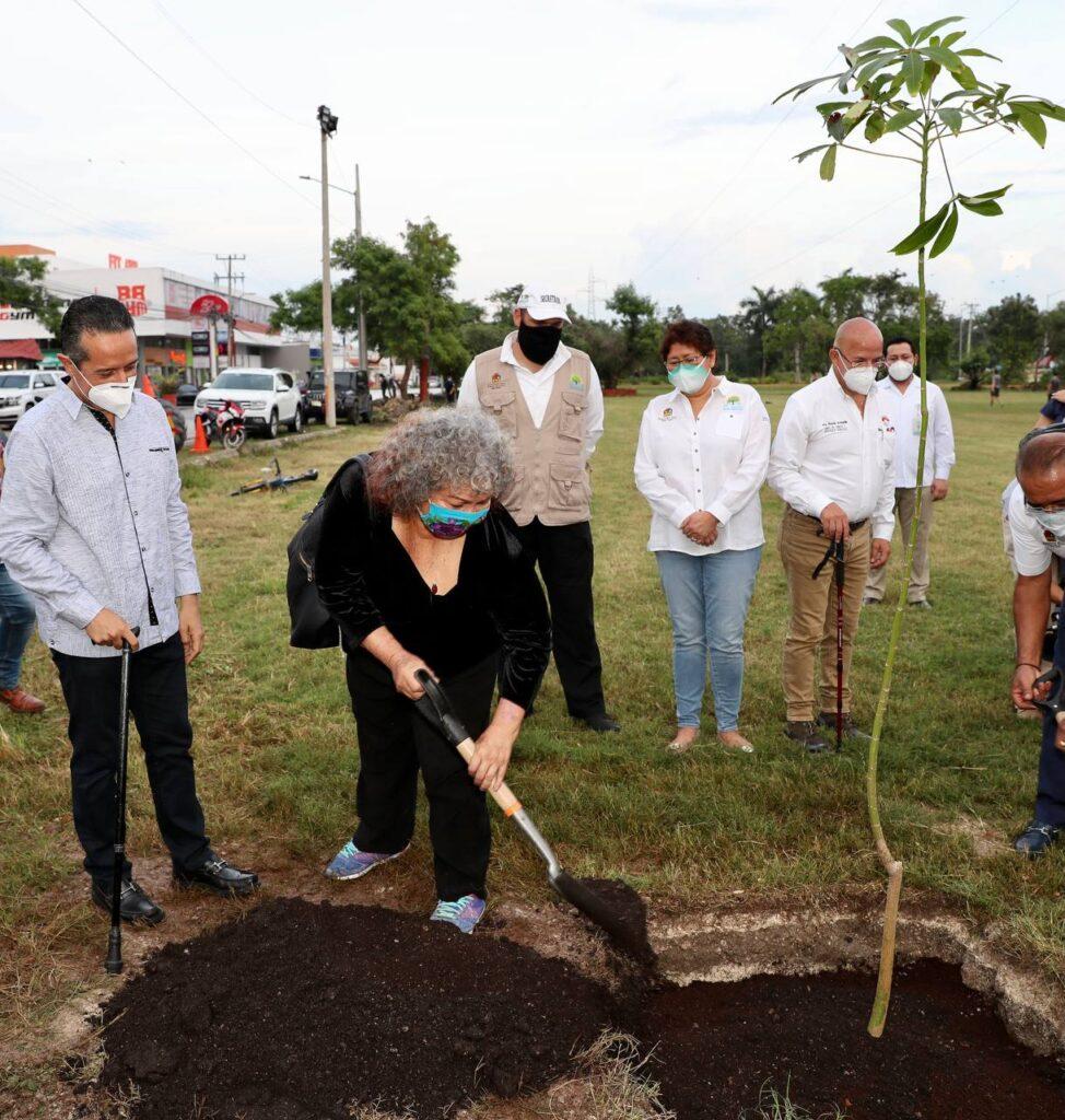 Inició la construcción de la primera etapa del Parque de la Equidad en Cancún
