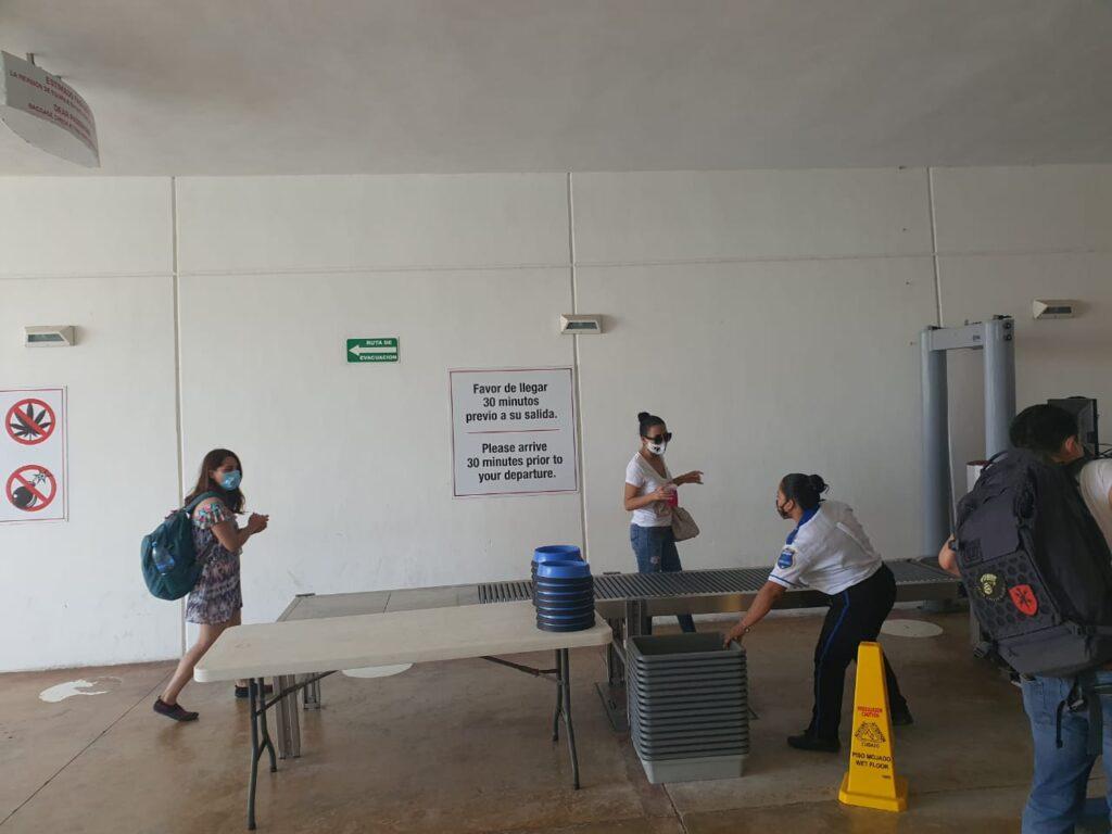 Cozumel inicia el año con un movimiento positivo de pasajeros