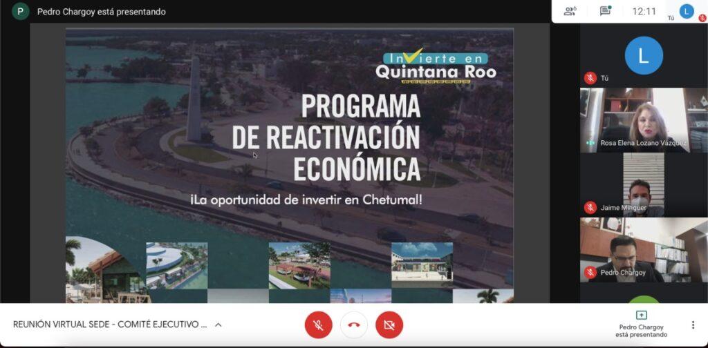 Avanza la reactivación económica en el sur de Quintana Roo