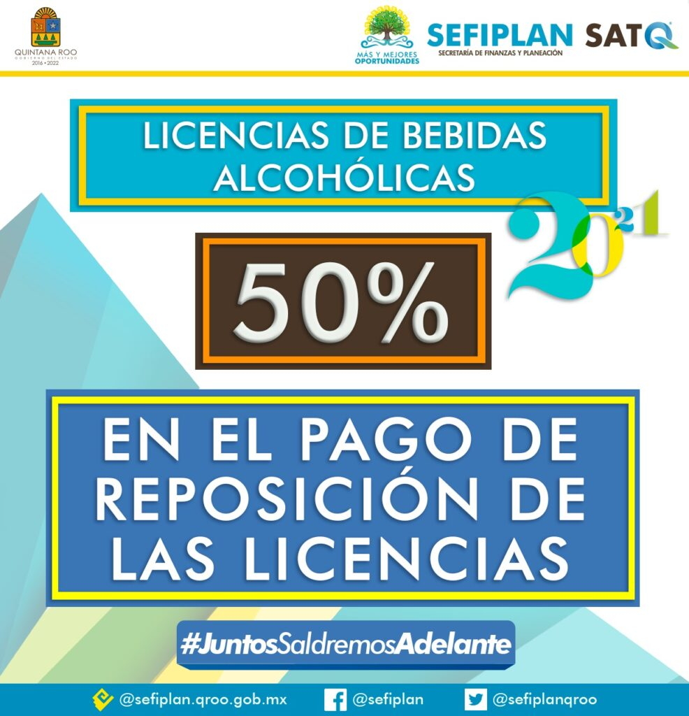 Inicia programa de regularización de Licencias de Bebidas Alcohólicas