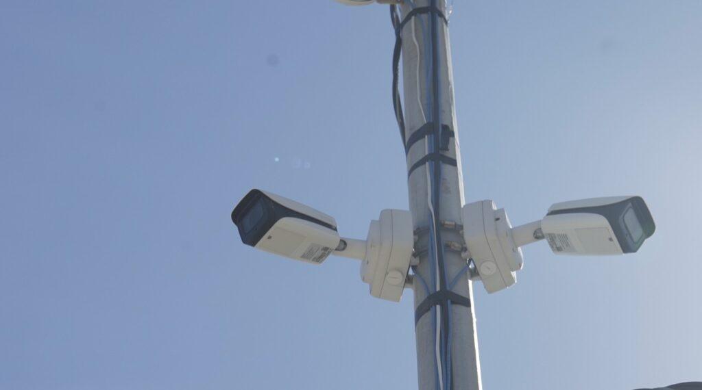 Cerca de 2 mil cámaras de videovigilancia ya están instaladas en la zona norte