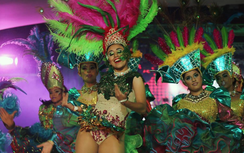 """Se transmitió el primer programa """"Carnaval: Una Tradición Cozumeleña"""""""