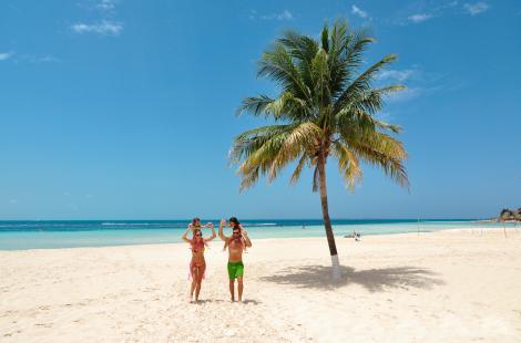I love Cancun