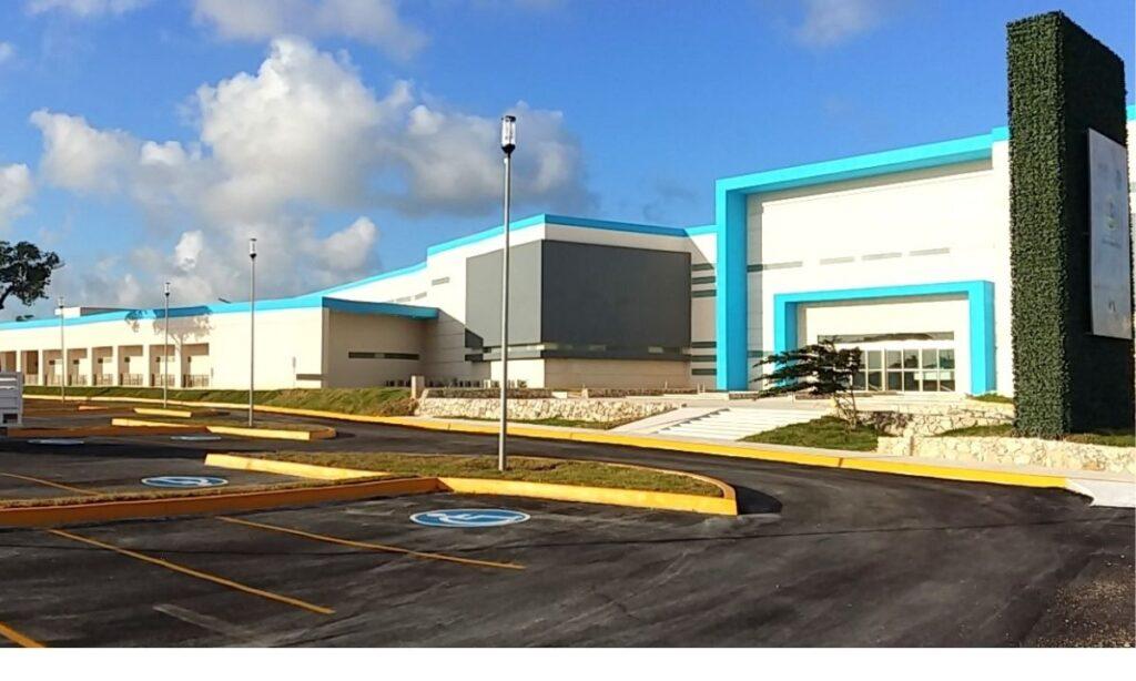 Nuevo Hospital General Cancun