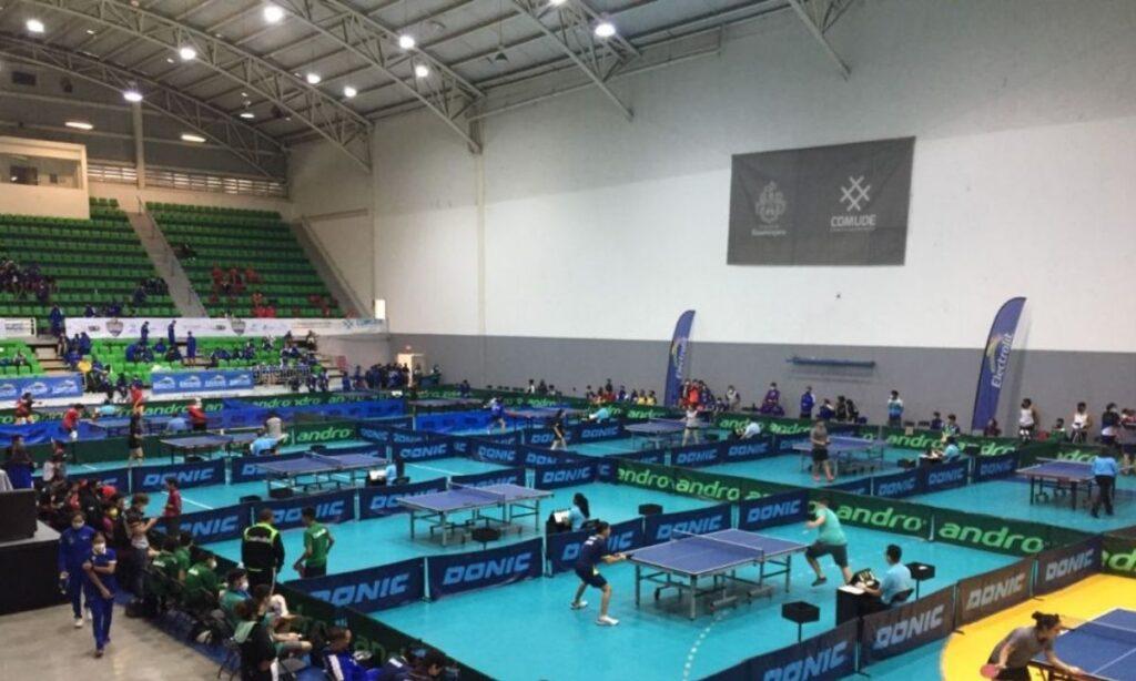 Quintana Roo en Tenis de Mesa