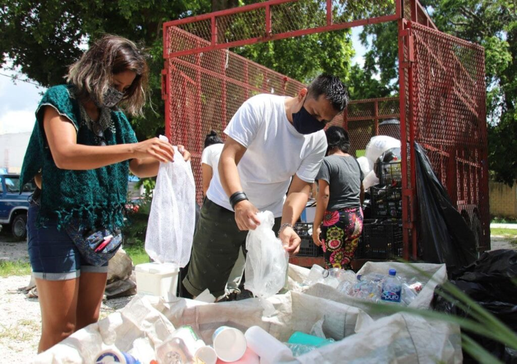 Reciclatón Puerto Morelos recolecta más de 32 toneladas