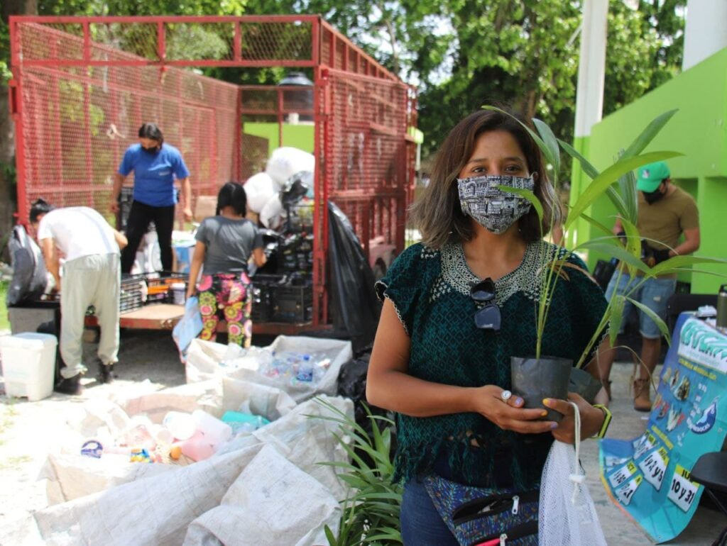 Reciclatón Puerto Morelos