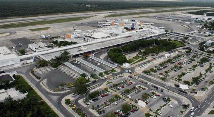 Aeropuerto Internacional de Cancun 2021