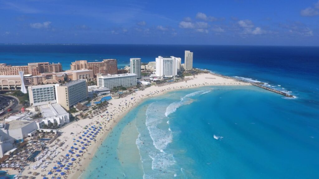 Se potencializa turismo en Cancún