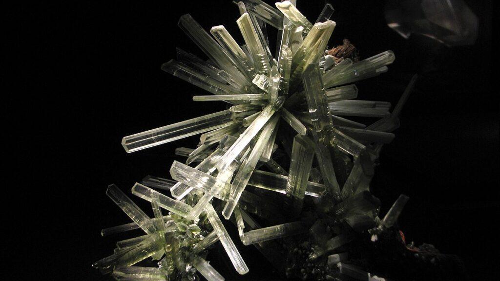 Los cristales de Naica, un tesoro bajo tierra