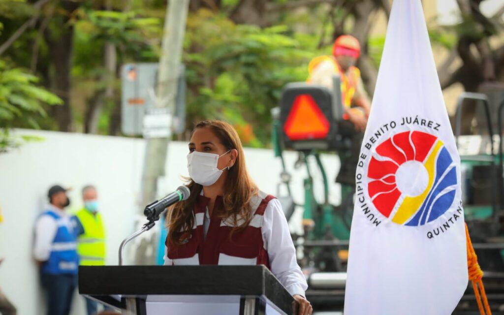 Con obra pública Cancún genera bienestar a benitojuarenses