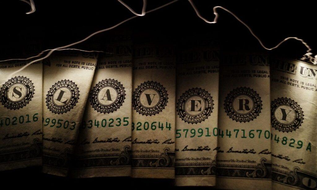 Esclavitud financiera