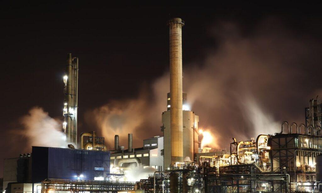 Refineria Deer Park