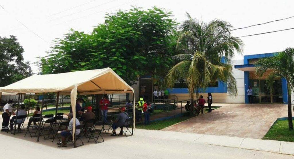 Inicia vacunación para personas de 30 a 39 años en Puerto Morelos