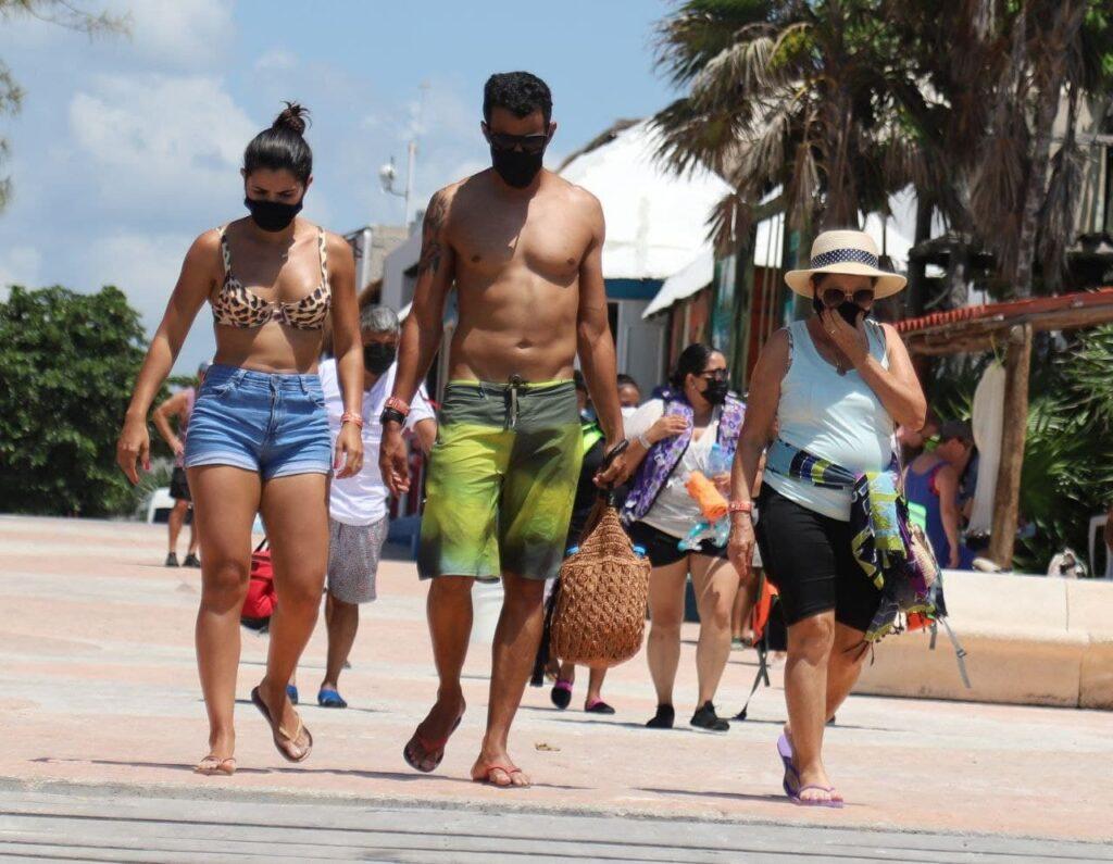 Aumento de visitantes y actividades turísticas en Puerto Morelos